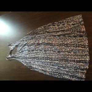 abercrombie sun dress
